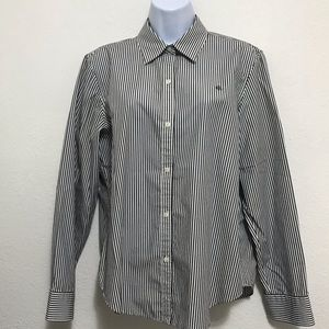 Womens Lauren Ralph Lauren Button Down Shirt
